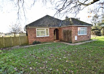 Thumbnail 3 bed detached bungalow for sale in Merton Road, Watton, Thetford