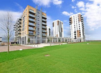 Thumbnail 1 bed flat for sale in Pegasus Way, Gillingham, Kent