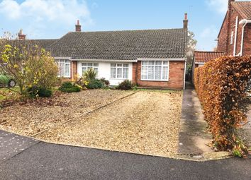 Thumbnail 2 bed semi-detached bungalow for sale in Allington Garden, Boston