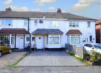 Thumbnail 3 bed terraced house for sale in Kineton Road, Rubery