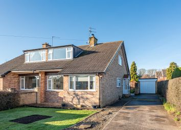 Thumbnail 3 bed semi-detached bungalow for sale in 24 Middlecave Drive, Malton