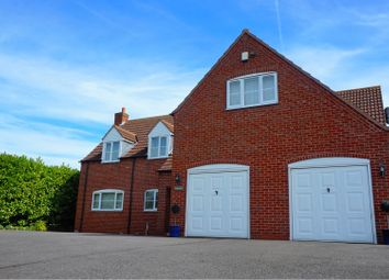 Thumbnail 4 bed detached house for sale in Harworth Avenue, Blyth