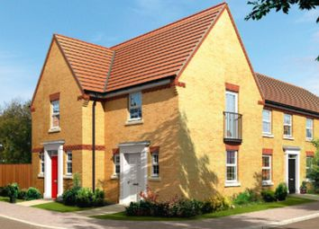 "Thumbnail 1 bedroom end terrace house for sale in ""Lewes"" at Lightfoot Lane, Fulwood, Preston"