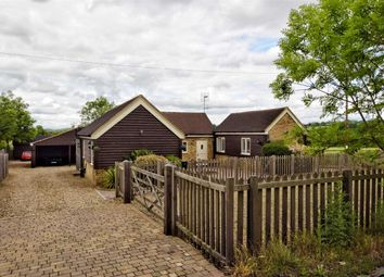 Thumbnail 4 bed detached bungalow to rent in Middle Street, Nazeing, Essex