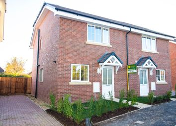 Thumbnail 3 bed semi-detached house to rent in Granby Way, Ludgershall, Andover