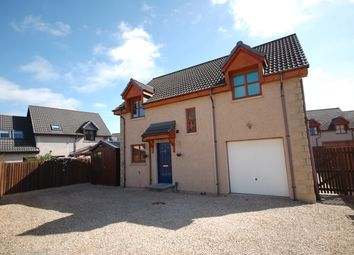 Thumbnail 3 bed detached house for sale in Bain Avenue, Elgin