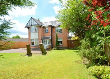 Thumbnail 5 bed detached house for sale in Icknield Street, Church Hill North, Redditch