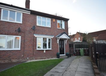Thumbnail 3 bed semi-detached house for sale in Robin Close, Pontefract
