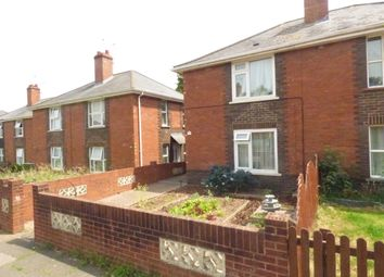Thumbnail 3 bedroom semi-detached house to rent in Chestnut Avenue, Exeter