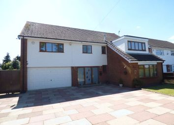 Thumbnail 4 bed detached house for sale in Prescot Road, Aughton, Ormskirk
