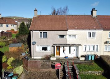 Thumbnail 3 bed terraced house for sale in St. Andrews Place, Kilsyth, Glasgow