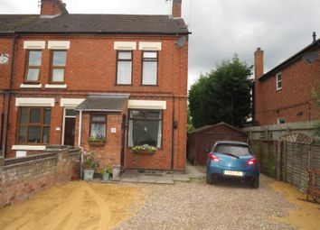 Thumbnail 2 bed cottage for sale in Star Cottages, Private Road, Stoney Stanton, Leicester