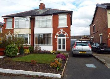Thumbnail 3 bed semi-detached house for sale in Duddle Lane, Walton-Le-Dale, Preston