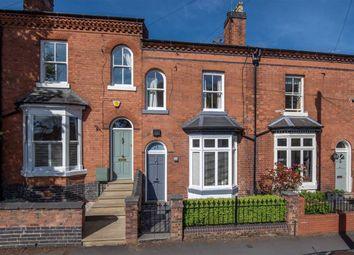 Thumbnail 4 bed terraced house for sale in Albany Road, Harborne, Birmingham