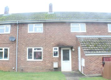 Thumbnail 3 bedroom terraced house to rent in Broadhurst Road, Wittering, Peterborough
