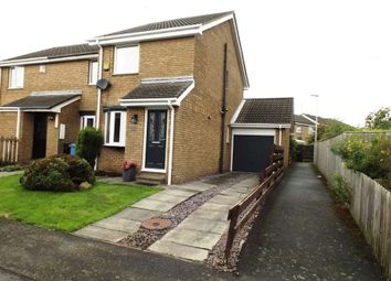2 bed semi-detached house for sale in Castle Way, Pegswood, Morpeth NE61