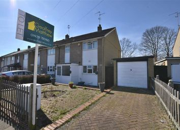 Thumbnail 3 bed semi-detached house to rent in West Close, Close To Town Centre, Stevenage, Herts