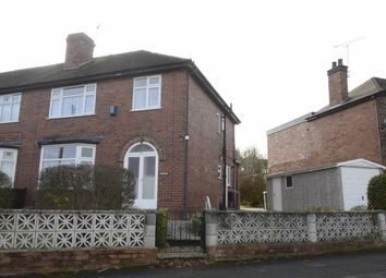 Thumbnail 3 bed semi-detached house for sale in Charles Street, Alfreton