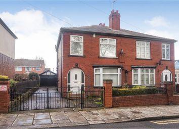 Thumbnail 3 bedroom semi-detached house for sale in Warrels Road, Leeds