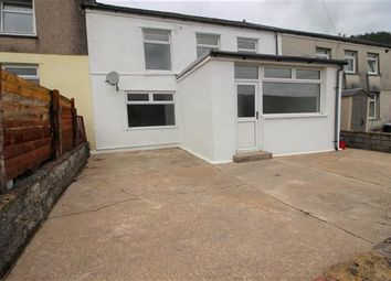 Thumbnail 3 bed terraced house for sale in Amelia Terrace, Llwynypia, Tonypandy