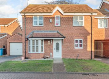 Thumbnail 4 bed link-detached house for sale in Credenhill Close, Hull, Kingston Upon Hull