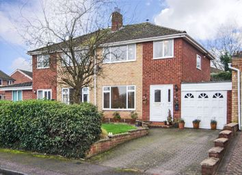 3 bed semi-detached house for sale in Rowan Close, Lichfield WS13