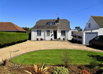 Thumbnail 4 bed detached bungalow for sale in Ocean Drive, Ferring, Worthing