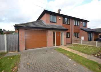 Thumbnail Semi-detached house for sale in Loushers Lane, Latchford, Warrington, Cheshire