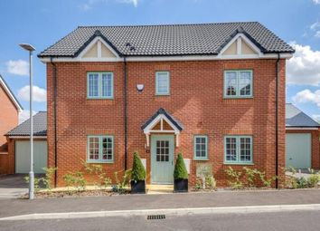 Thumbnail 4 bed detached house for sale in The Gables, Lower End Road, Wavendon, Milton Keynes