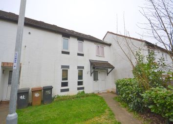 Thumbnail 3 bed terraced house for sale in Donellan Green, Southfields, Northampton