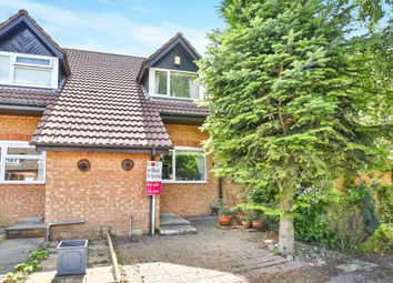 Thumbnail 2 bedroom terraced house for sale in Brussels Close, Toftwood, Dereham