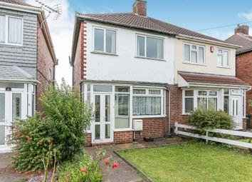 3 bed semi-detached house for sale in Delhurst Road, Great Barr, Birmingham B44