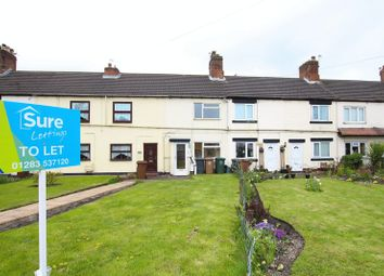 Thumbnail 2 bed terraced house for sale in High Street, Woodville
