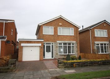 Thumbnail 3 bed detached house for sale in Aston Road, Billingham