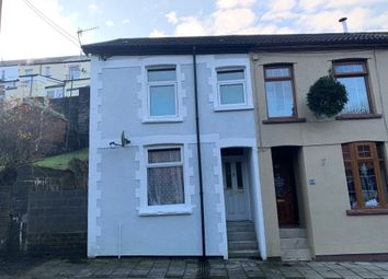 Thumbnail 2 bed end terrace house for sale in The Avenue, Pontygwaith, Ferndale
