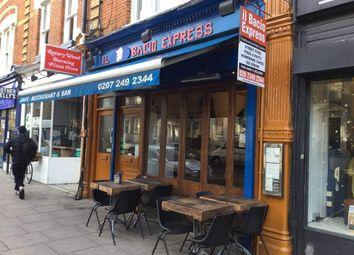 Thumbnail Restaurant/cafe for sale in Stoke Newington Church Street, London
