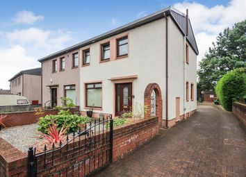 Thumbnail 3 bed semi-detached house for sale in Roughlands Crescent, Carronshore, Falkirk