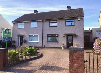 2 bed semi-detached house for sale in Hernefield Road, Shard End, Birmingham B34