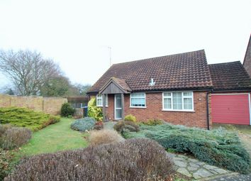 Thumbnail 3 bed detached bungalow for sale in Merriam Close, Brantham, Manningtree, Suffolk