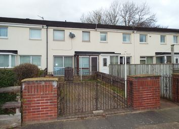 Thumbnail 3 bed terraced house to rent in Northumbria Walk, Newcastle