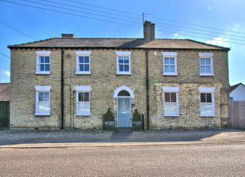 Thumbnail 5 bed detached house to rent in High Street, Haslingfield, Cambridge