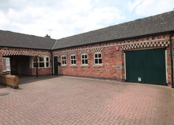 Thumbnail 4 bed barn conversion for sale in Hall Lane, Brinsley, Nottingham
