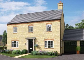 Thumbnail 4 bedroom detached house for sale in The Winster, Newport Pagnell Road, Wootton Fields, Northamptonshire