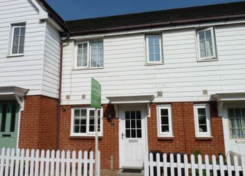 Thumbnail 2 bed terraced house for sale in St. Johns Way, Edenbridge