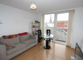 Thumbnail 1 bed flat for sale in Chapel Street, Salford