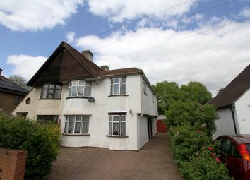 Thumbnail 4 bed semi-detached house for sale in Greenway, Bromley