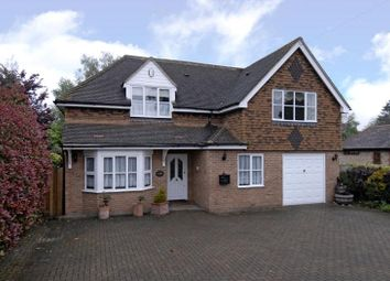 Thumbnail 5 bed detached house to rent in The Street, Plaxtol, Sevenoaks, Kent