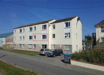 Thumbnail 2 bed flat for sale in Marine Court, Perranporth, Cornwall