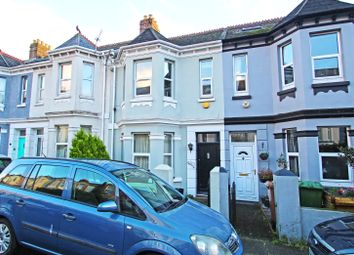 Thumbnail 3 bed terraced house for sale in Wesley Avenue, Plymouth