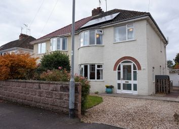 Thumbnail 3 bed semi-detached house for sale in Whitmore Road, Taunton